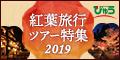 えきねっと びゅう国内ツアー【紅葉旅行ツアー特集】