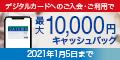 セゾンカードインターナショナル【5,000円利用】