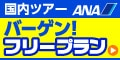 ANA SKY WEB TOUR【ANAザ★バーゲン国内ツアー】