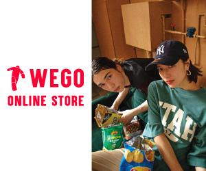 WEGO公式通販サイト【WEGO ONLINE STORE】