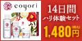【Coyori】「美容液オイル」初回限定お試しセット
